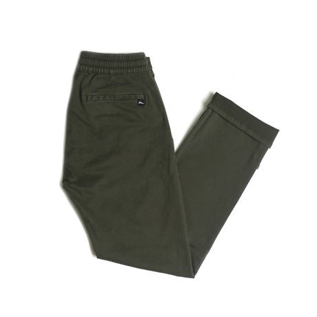 Chapter Chino // Olive (28WX32L)