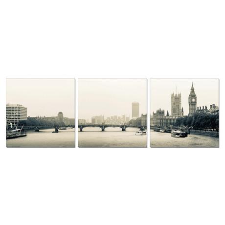 """London Legitimate (60""""W x 20""""H x 1""""D)"""