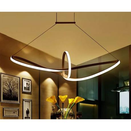 Infinity // LED Pendant Light