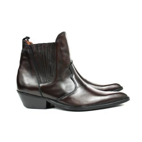Cowboy Boot // Dark Brown (UK: 11)