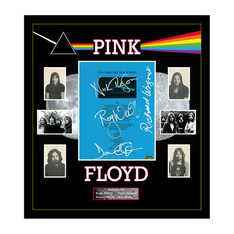 "Pink Floyd // ""Dark Side of The Moon"""