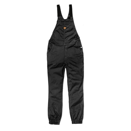 Marty Jogger Overall // Black