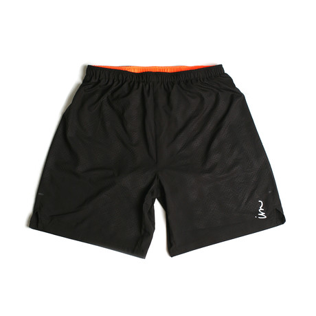 Squad Running Shorts // Black