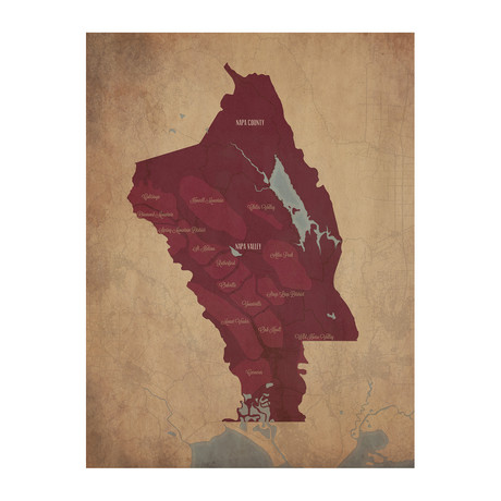Napa Valley Wine Regions