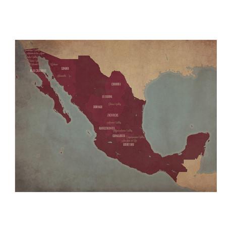 Mexico Wine Regions