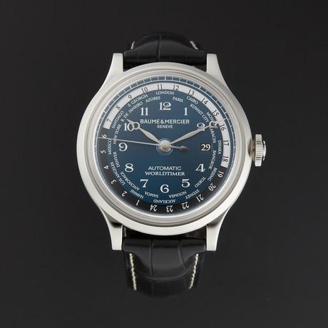 Baume et Mercier Capeland Worldtimer Automatic // Limited Edition // M0A10135