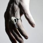 Raven Ring (Size: 7)