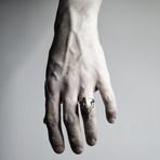 Raven Ring (Size: 11)