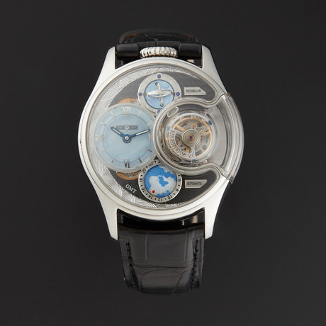 Memorigin Stellar Series Tourbillion Manual Wind // AT 1118 // Store Display