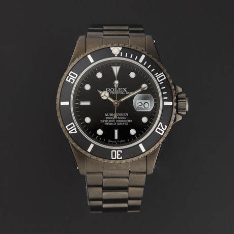 Rolex Submariner Automatic // 16610 // Pre-Owned