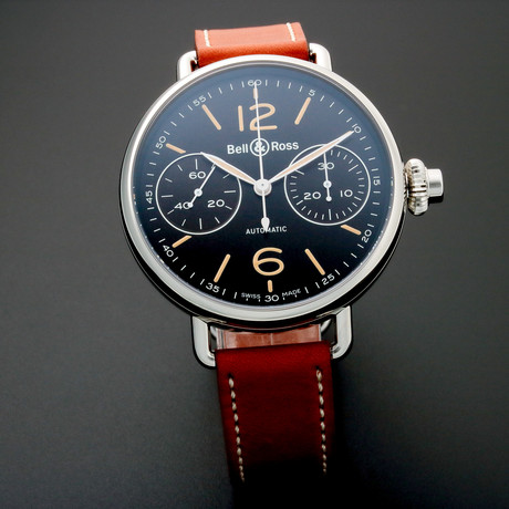 Bell & Ross One Button Chronograph Automatic // BR...