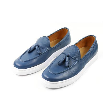 Oceano Tassel Sneakers // Blue (US: 13)