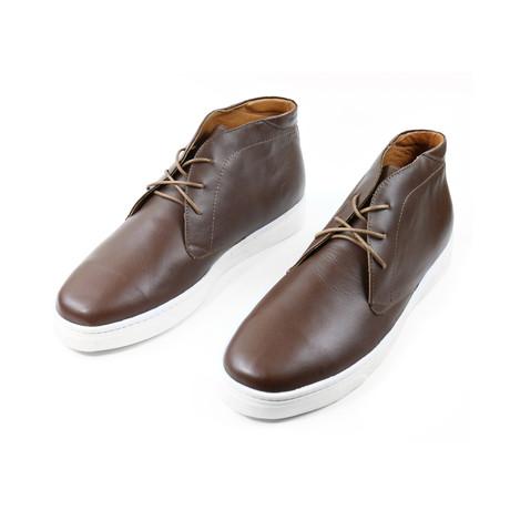 Mocha Chukka Sneakers // Brown (US: 7)