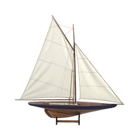 Sail Model 1901 // Blue Green