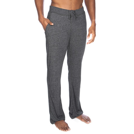 Super Soft Lounge Pant // Grey Melange