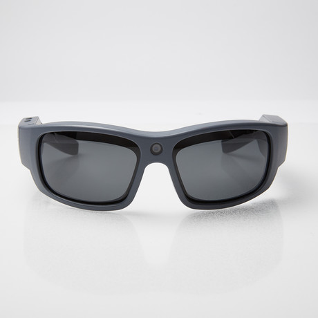 Pro 1 HD // Video Camera SunGlasses (Titanium)