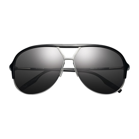 Division // Polished Black Chrome // Gray Polarized