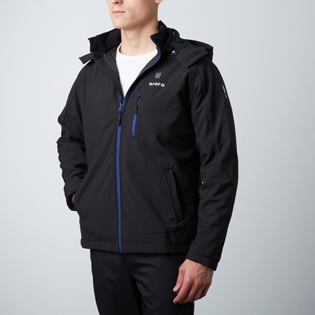 Heated Jacket // Black (Medium)