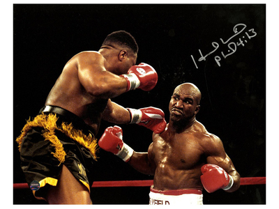 Steiner Sports Collectibles For True Sports Fans Signed + Framed Photo // Evander Holyfield vs. Ray Mercer by Touch Of Modern - Denver Outlet