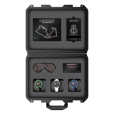 Graham Silverstone RS Racing Trilogy Collection // KIT-0028A