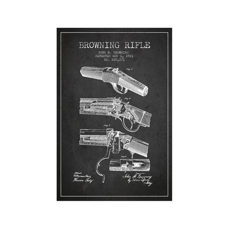 Browning Rifle // Charcoal