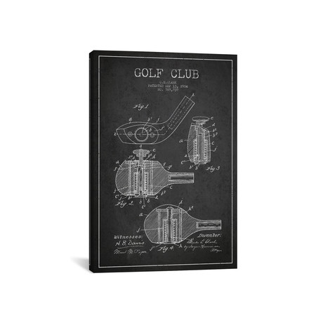 Golf Club II // Charcoal