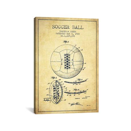 Soccer Ball // Vintage