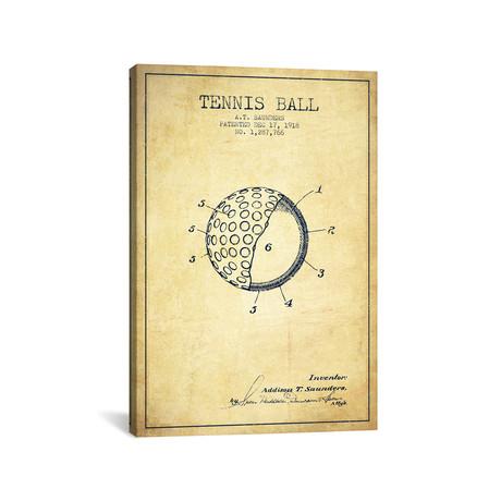 Tennis Ball // Vintage