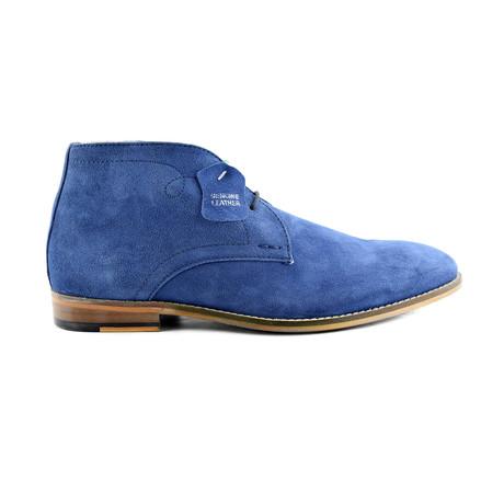 Ritter Boot // Blue (Euro: 44)