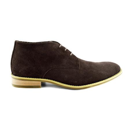 Renzy Chukka Boot // Brown