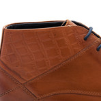 Ankle Boot // Cognac (Euro: 40)