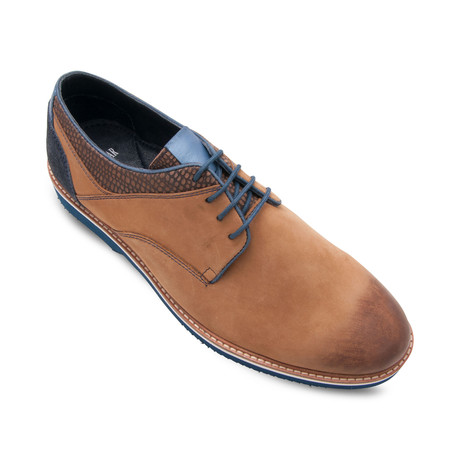 Lace-Up Blucher // Tan (Euro: 40)