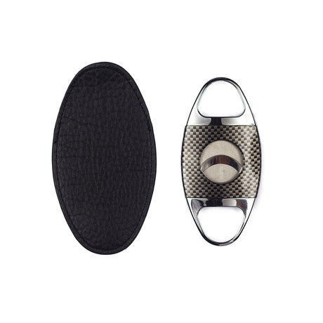 Carbon Fiber Cigar Cutter