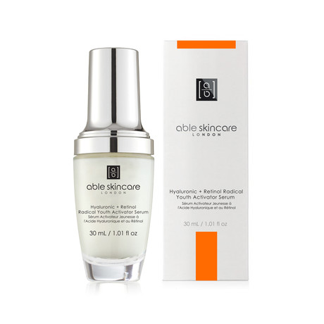 Hyaluronic + Retinol Radical Youth Activator Serum