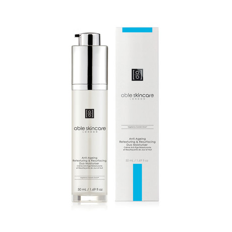 Anti-Aging Re-Texturing + Resurfacing Duo Moisturizer