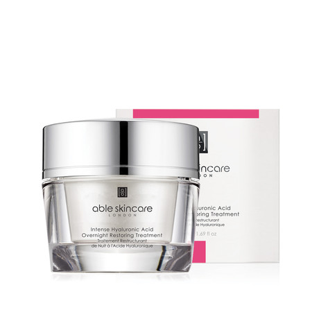 Hyaluronic Acid Intensive Overnight Restoring Cream