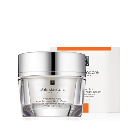 Hyaluronic Acid Age Recovery Night Cream