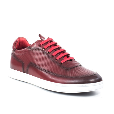 Harmony Sneaker // Red (US: 8)
