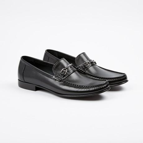 Apron Loafer // Black