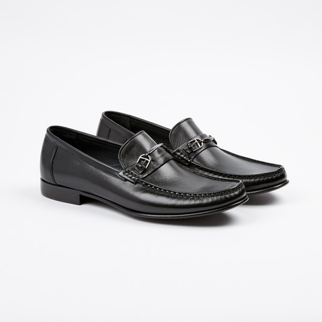 Apron Loafer // Black (US: 7)