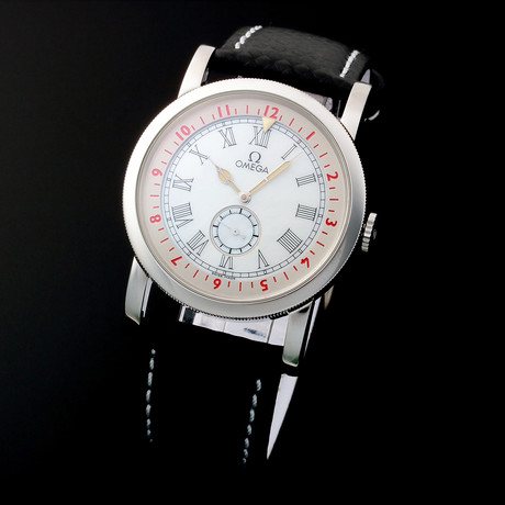 Omega Museum Pilot Automatic // Limited Edition // 5701 // Pre-Owned
