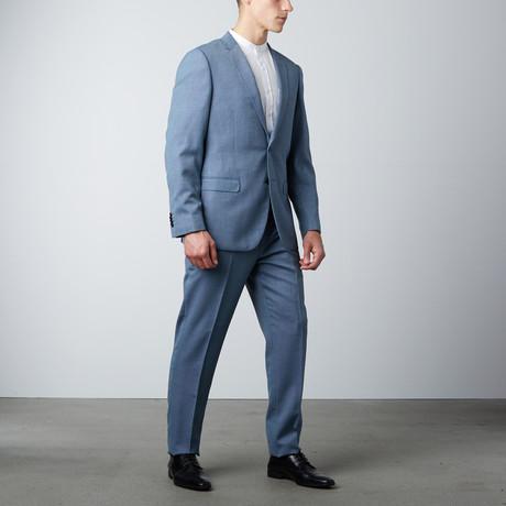 Slim Fit Suit // Firenze Blue
