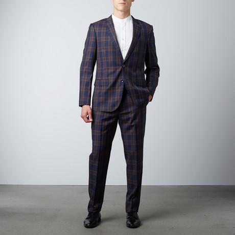 Bella Vita // Slim Fit Suit // McGregor Check (US: 36S)