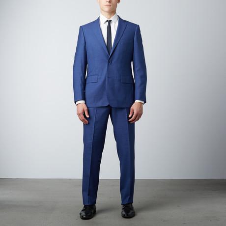 Via Roman // Half-Canvas Suit // Elegant Blue (US: 36S)