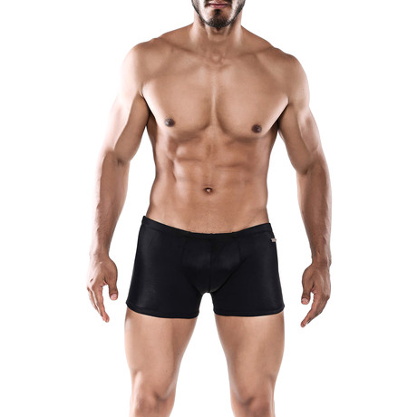 Oceanico Swim Trunk // Black