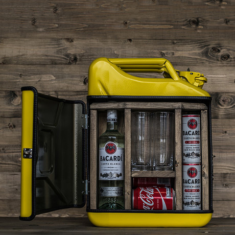 Jerrycan Bar (Green)