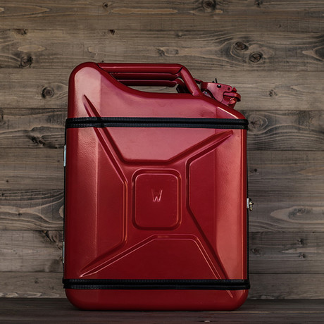 Jerrycan Bar // Red