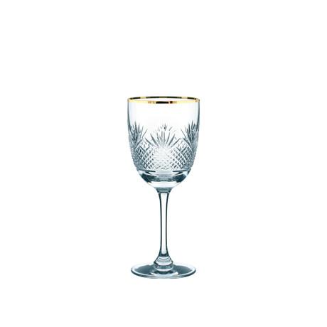 Royal Gold // White Wine // Set of 4