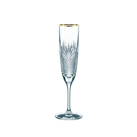 Royal Gold // Champagne // Set of 4