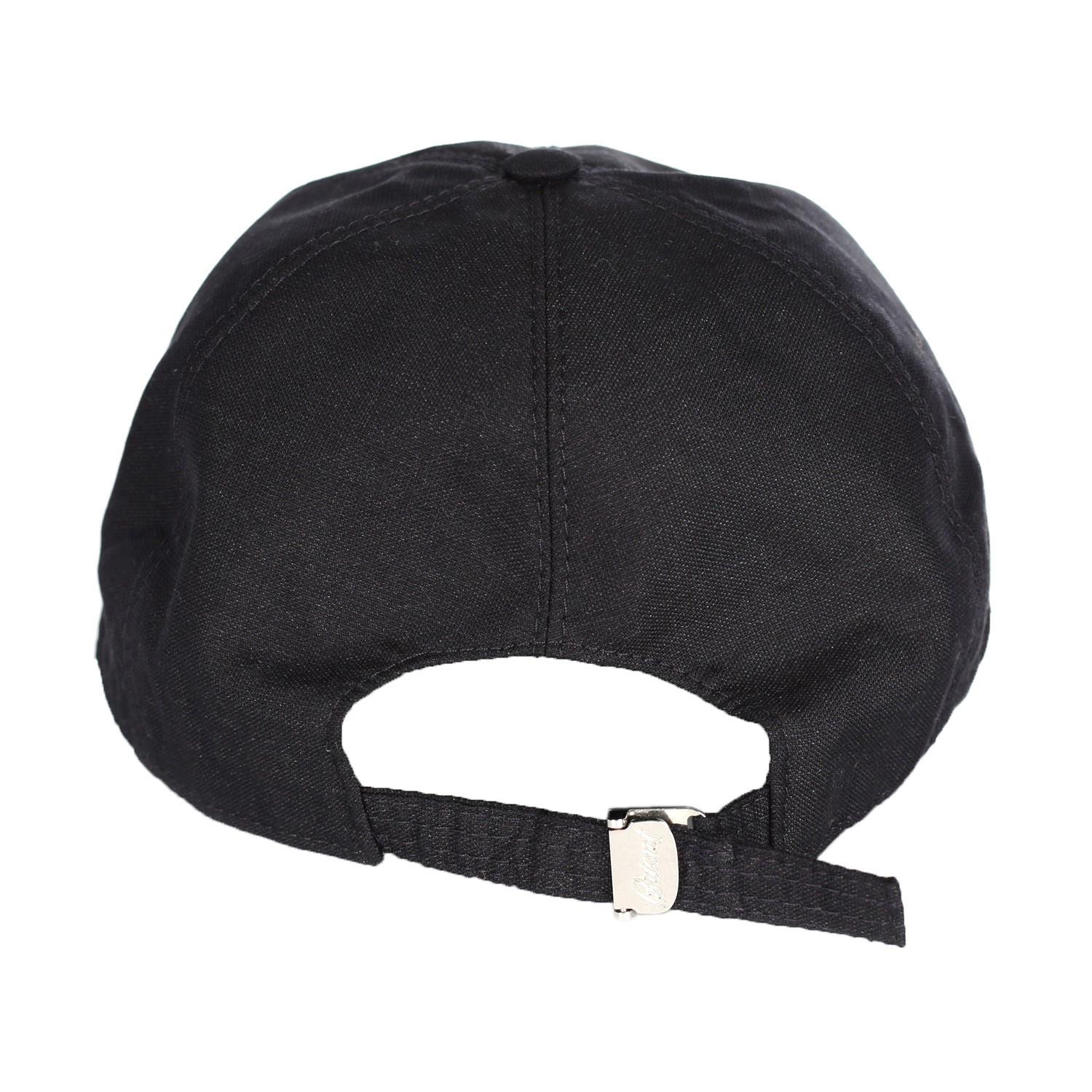d9c0a8594b2 Silk Baseball Hat    Black - BRIONI - Touch of Modern